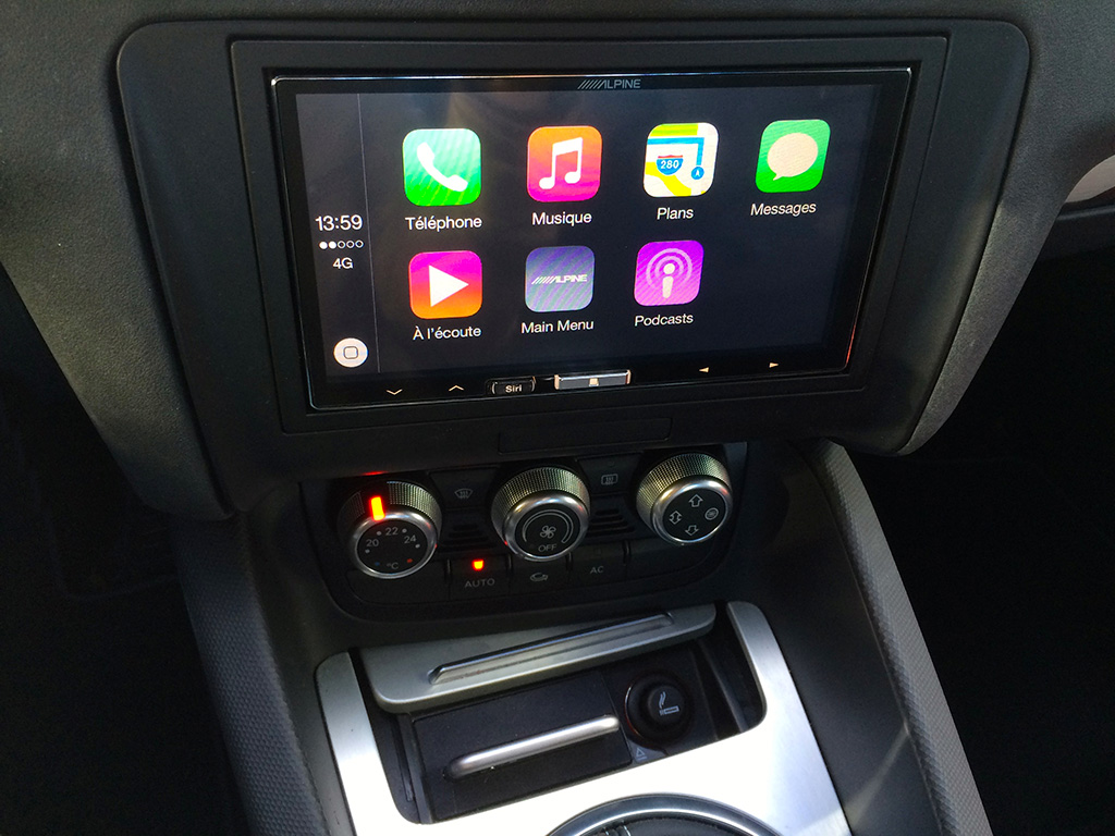 Vwvortex Com Installing Alpine Ilx 007 Carplay Head Unit